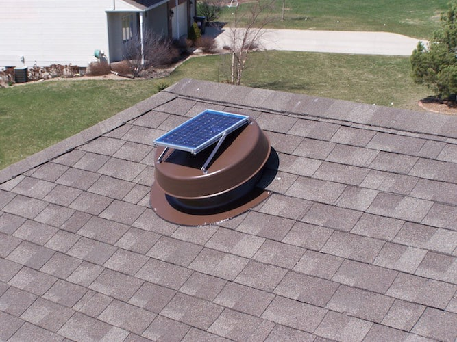 Solarfans - Eustis Roofing Company in Lake County, FL