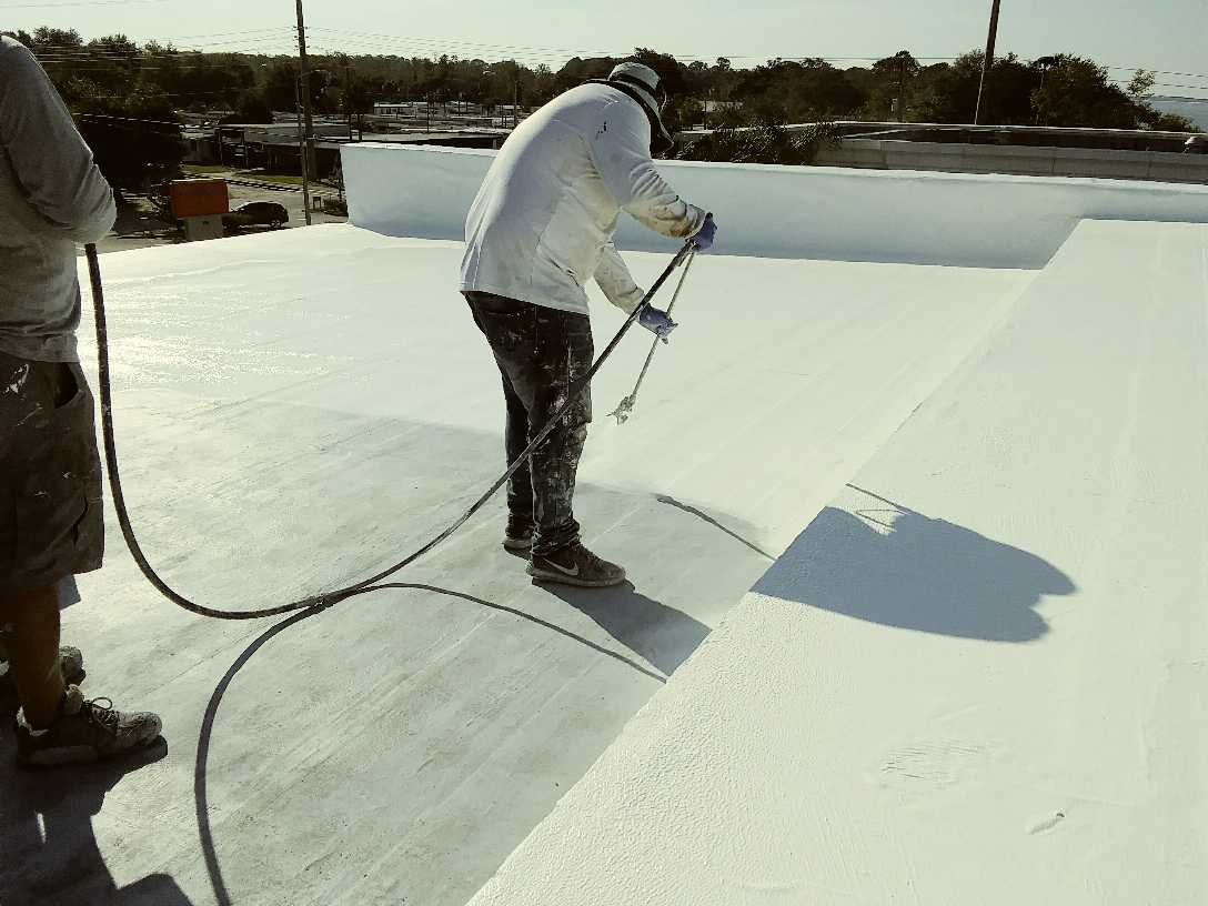 Flat Roof Homes - Eustis Roofing Company in Lake County, FL