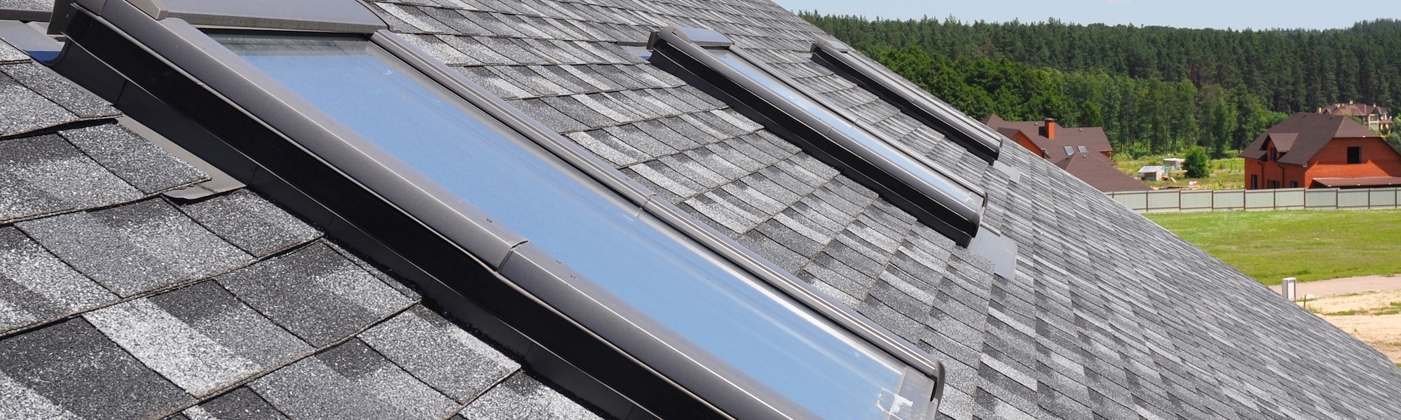 Skylights and Solarfans - Eustis Roofing Company in Lake County, FL