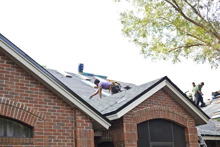 Fiberglass Shingle Roofs - Eustis Roofing Company in Lake County, FL