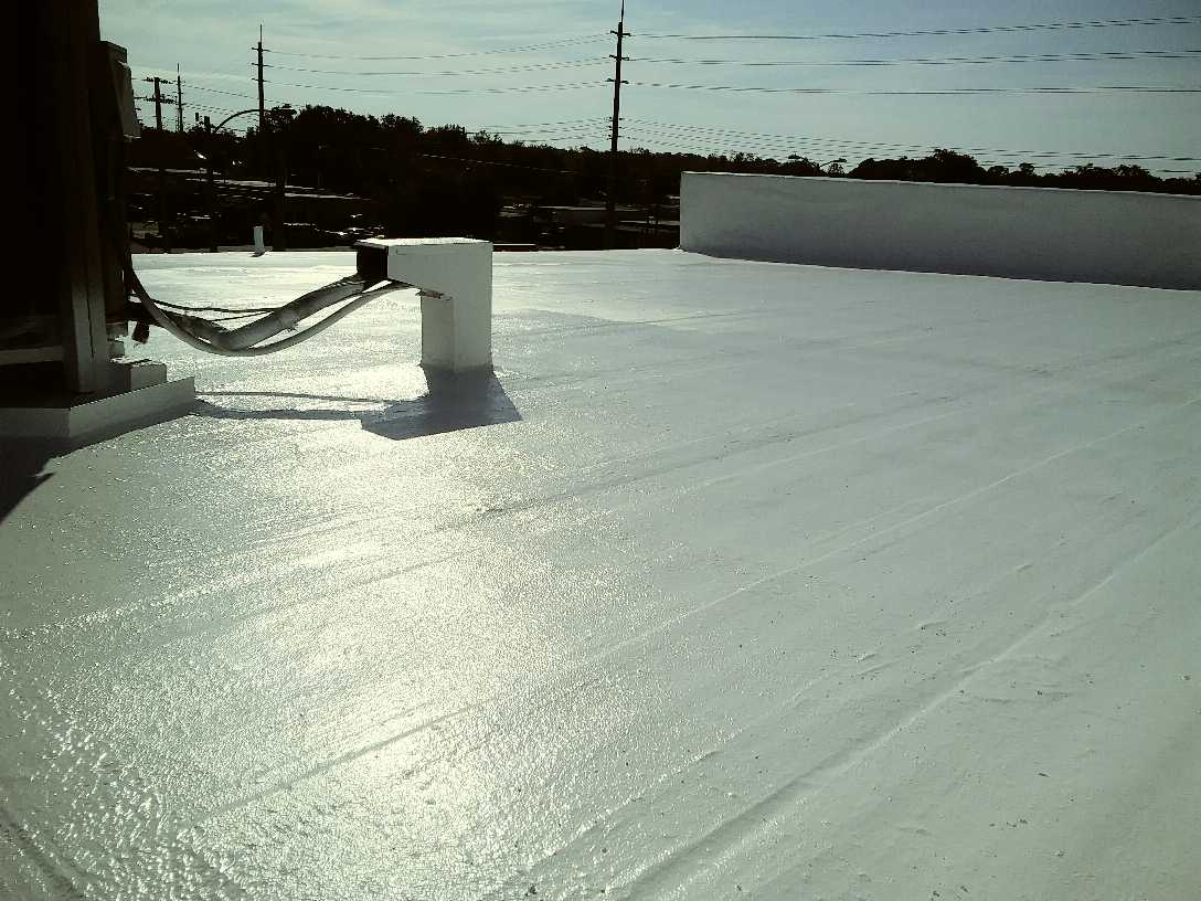 Conklin Roof Coating 2